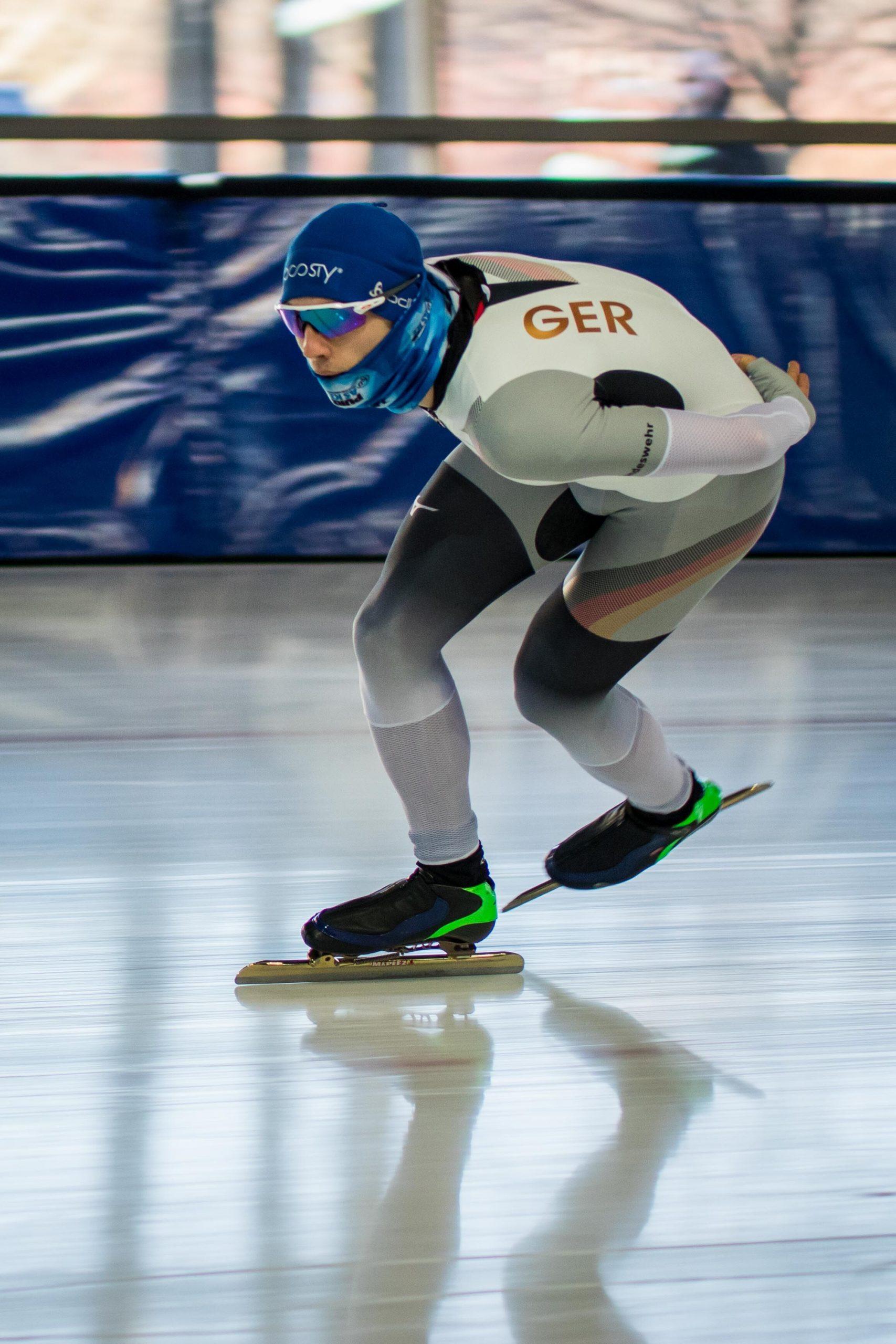 Hendrik Dombek startet bei Sprint-WM in Hamar (NOR)