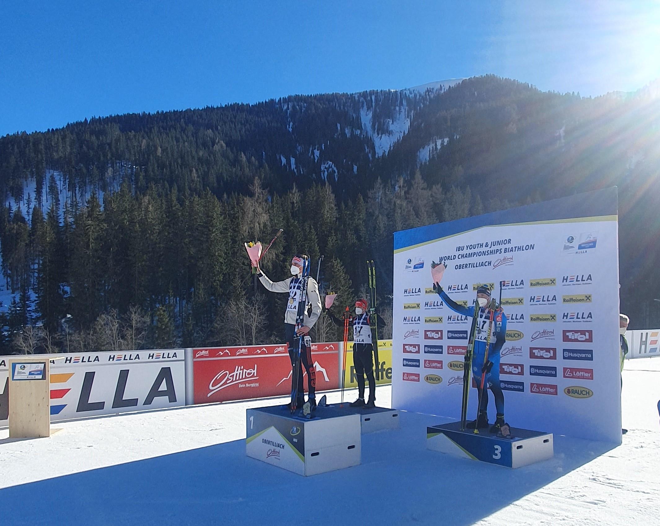 Philipp Lipowitz ist Junioren-Weltmeister!